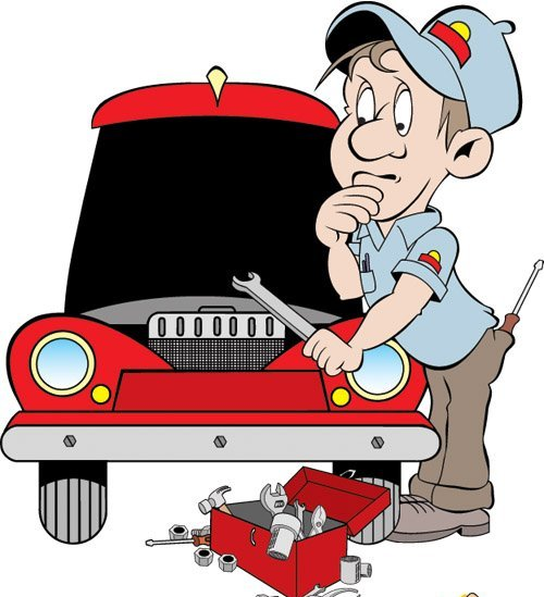 инструкция по охране труда для слесаря по ремонту автомобилей 2015 года
